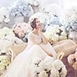 北京婚纱摄影:城市花园教你根据肤色挑选婚纱颜色