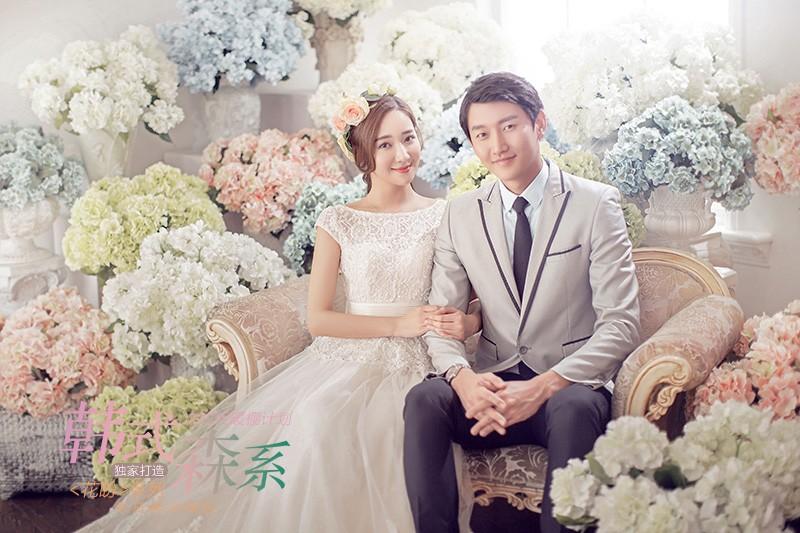 婚纱摄影之服装搭配小技巧才能拍出好看的北京婚纱照