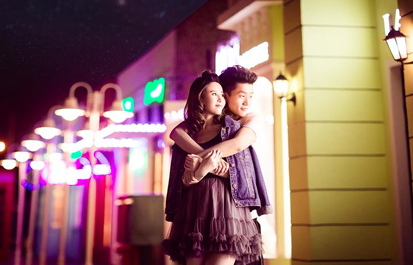 北京拍婚纱照新郎拍婚纱照需要准备些什么?