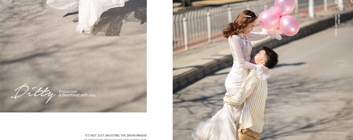 婚纱照多少钱