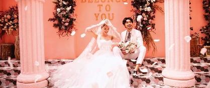 独家教堂北京婚纱照婚礼系列|爱情需要见证