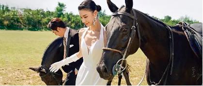 马场婚纱照|浪漫到骨子里的轻旅纪实影像