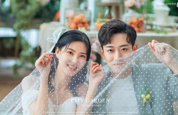 北京婚纱摄影排名婚纱照客片合集 精致有爱的花园原创客照,感谢遇见最美的你!
