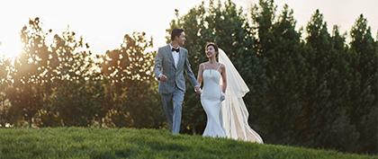 5套婚纱照,每套都拍出惊艳的你