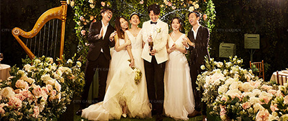 11个有创意的婚礼开场方式,一生一次的温暖回忆